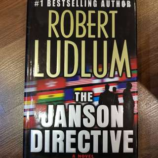 The Janson Directive by Ludlum