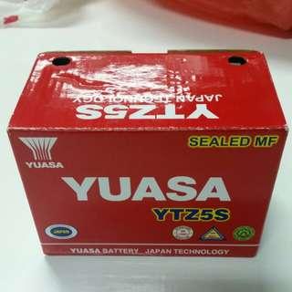 YUASA Battery (YTZ5S)