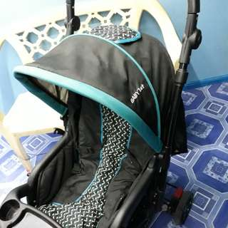 Prelove Baby 1st Stroller