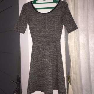 H&M grey dress