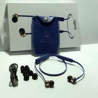 Like new Sudio wireless earphones