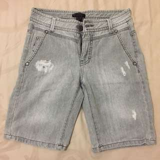 Mango grey short