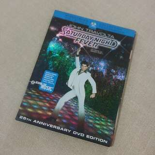 Saturday Night Fever | 25th Anniversary Edition | DVD