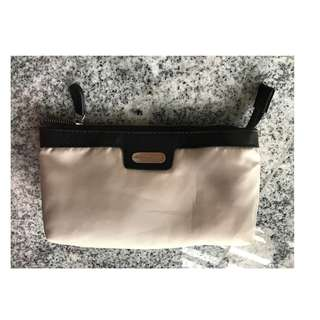 Salvatore Ferragamo makeup travel pouch