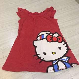 Old Navy Hello Kitty Dress