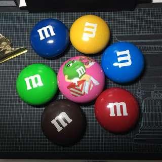 🚚 鐵盒 - mm巧克力糖果盒