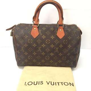 LOUI VUITTON SPEEDY 30