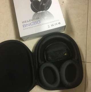 Iselector BNC80 Headphone