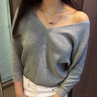Kimberly Off Shoulder Knit Top