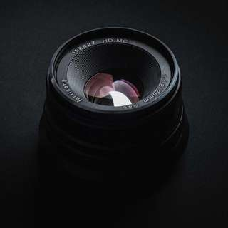 7artisans 25mm f1.8 Lens ( available EOS-M , 3/4 mount )