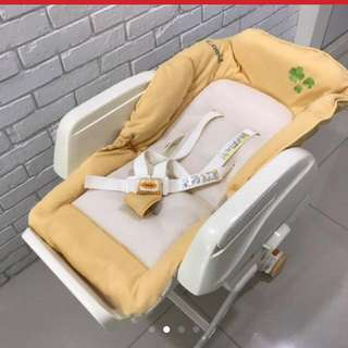 Combi baby high chair