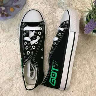 [READYSTOCK]GOT7 Glow In The Dark Sneakers