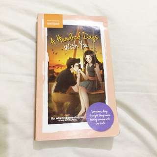 "Wattpad ""A hundred Days with you"""