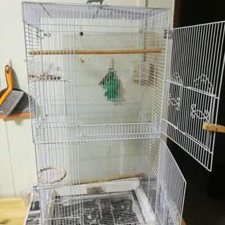 Birds Cage Extended