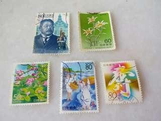 Japan Stamps #J14