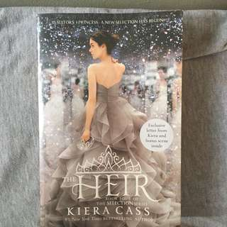 the heir by kiara cass