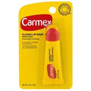 Carmex Lip Balm, Classic Medicated
