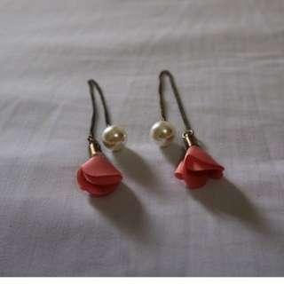 Roses Earings