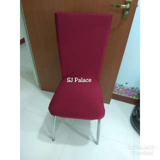 Instock Plain Chair Covers