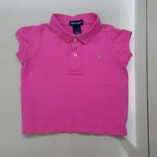 Ralph Lauren Polo Shirt (3-4years)