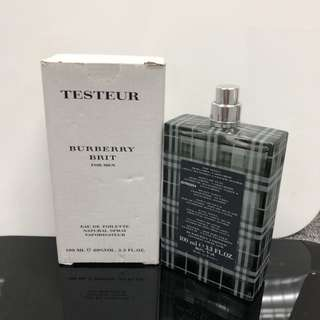 <100ml> Burberry Brit EDT Perfume Tester for Men