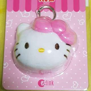 EZ Link Charm (Hello Kitty) - Pink