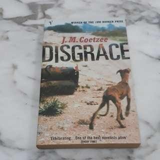 J.M. Coetzee Disgrace