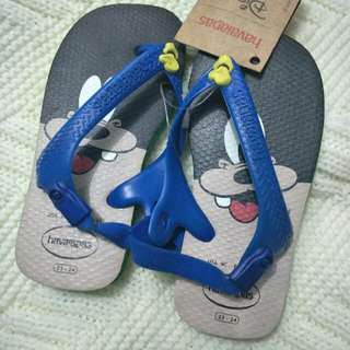 Authentic Havaianas for Kids (Size 23-24)
