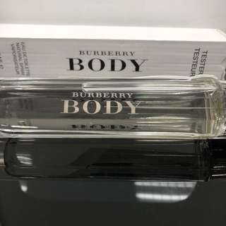 Burberry Body EDT Perfume Tester for Women