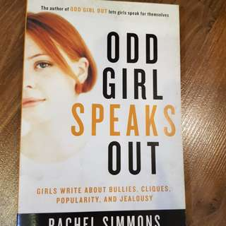 Odd Girl Speaks Out and Lost Girls