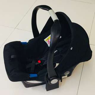 Baby - Mothercare Xpedior Carrier & Car Seat
