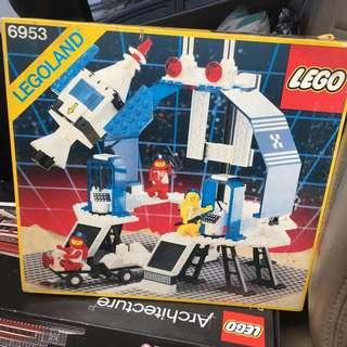 Vintage LEGO 6953 Cosmic Laser Launcher