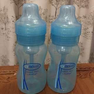 Dr. Brown's Natural Flow Wide Neck Bottles