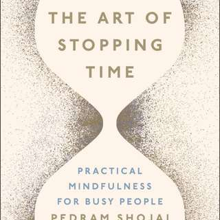 The art of stopping time by Pedram Shojai