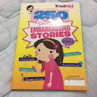 Total Girl Embarrassing Stories