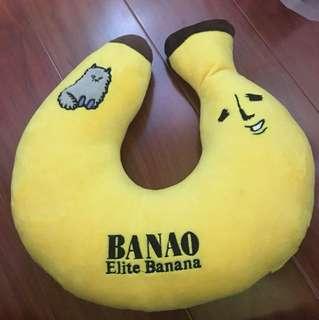 🚚 香蕉枕頭