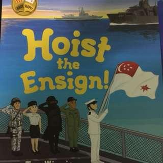 Navy Story books (2 books)