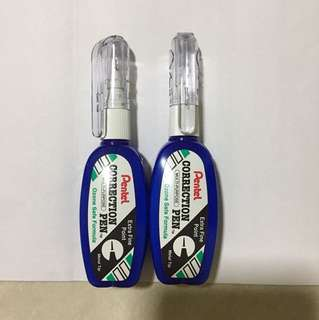 Pentel correction pen (set of 2) -4.2ml