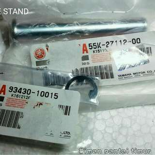 SAP DOUBLE STAND & CLIP ~RXZ ~MADE IN JAPAN  RM20