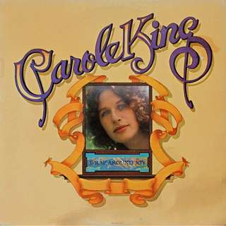 Carole King Vinyl LP, used, 12-inch original pressing