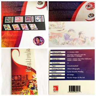 #HUAT50Sale Festivals Stamps Issue