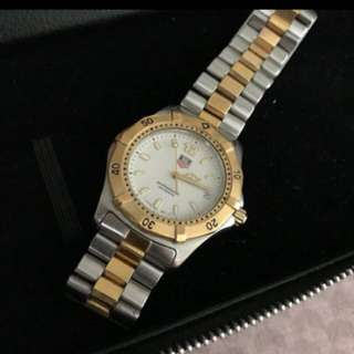 Tag Heuer Classic 2000 two tone