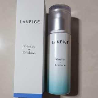 New 100ml Laneige White Dew Emulsion