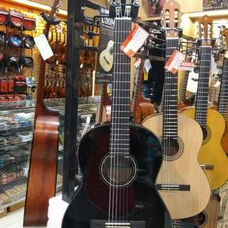 Yamaha Classic Guitar Spurce C-40 Black Dp 0% Cukup Admin