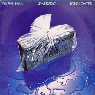 Daryl Hall Vinyl LP, used, 12-inch original pressing