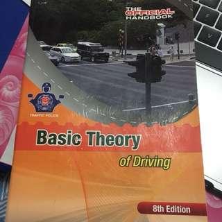 Basic & Final Theory of Driving Handbooks