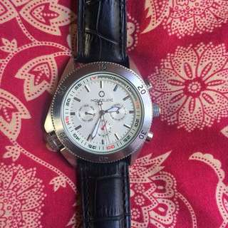 Montblanc Chronograph Watch