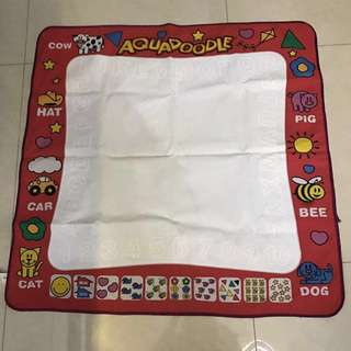 Aquadoodle writing pad