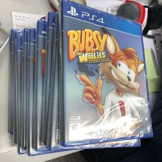 Ps4 bubsy