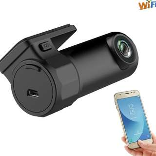 🆕! WIFI Car DVR Camera Digital Video Recorder